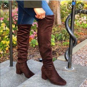 Samiya Over-the-Knee Boot